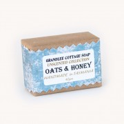 oats and honey unscented handmade natural soap Tasmania