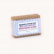 whispering robin handmade natural soap Tasmania