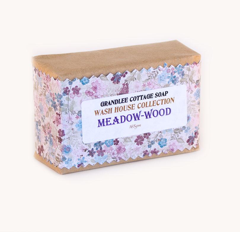 meadow wood handmade natural soap Tasmania