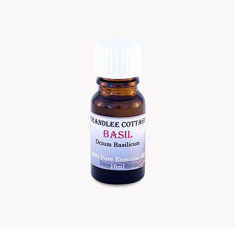 pure essential oils basil 10ml