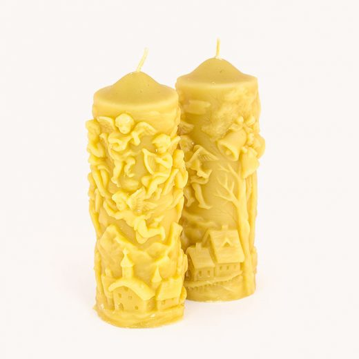 IMG_0724_cherubs-2x_wax-candle-tall