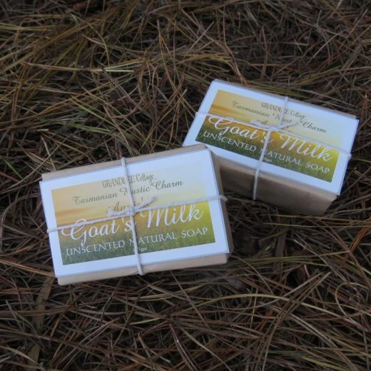 Goats Milk Unscented Natural Soap