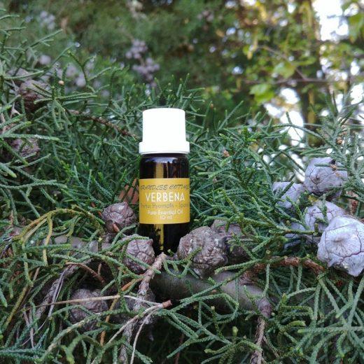 pure essential oils verbena 10ml